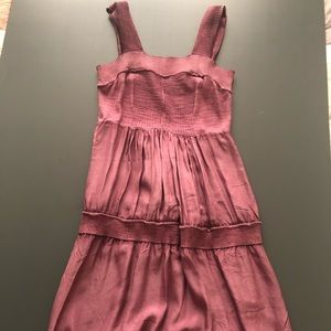 Anthropologie Dress- Medium. Worn once.